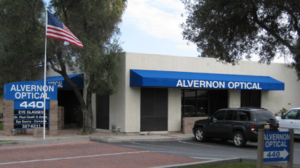 Alvernon Optical Office