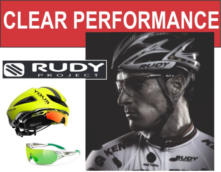 Rudy Projct - Clear Performance